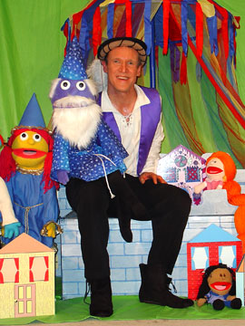 puppets shows puppeteers birthday parties schools pre schools