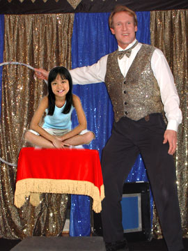 magic shows children's birthday parties & events